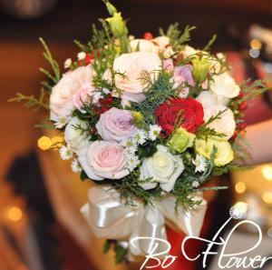 Hoa cô dâu 14