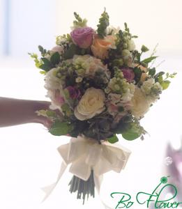 Hoa cô dâu 16