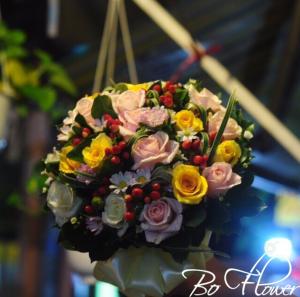 Hoa cô dâu 17