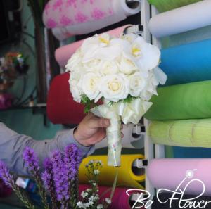 Hoa cô dâu 18